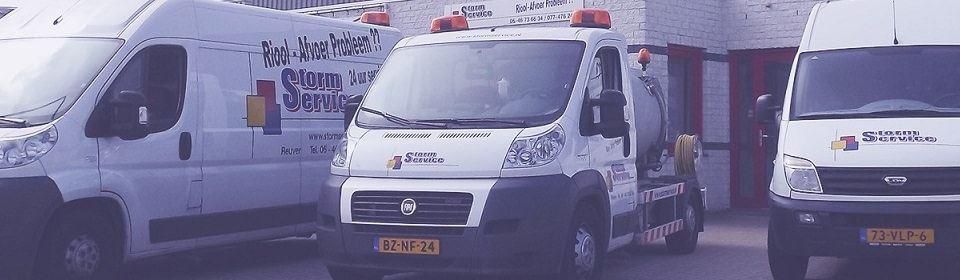 Riolering Roermond Storm Service